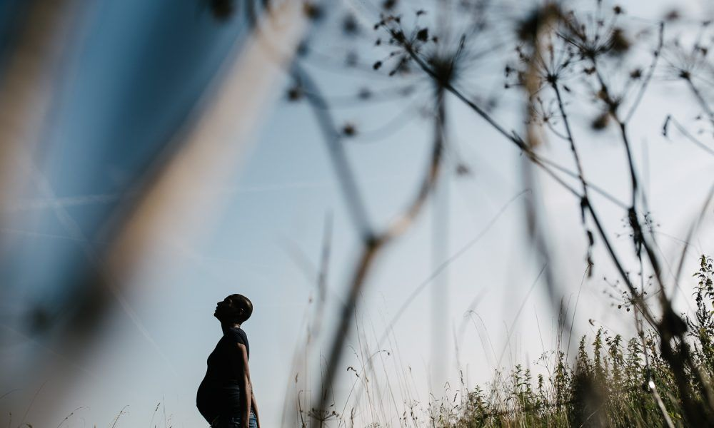 foto's zwanger stoer fotograaf Den Bosch