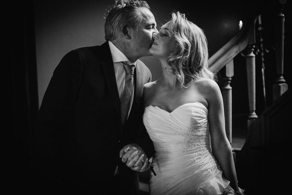 bruiloft fotograaf ongeposeerd