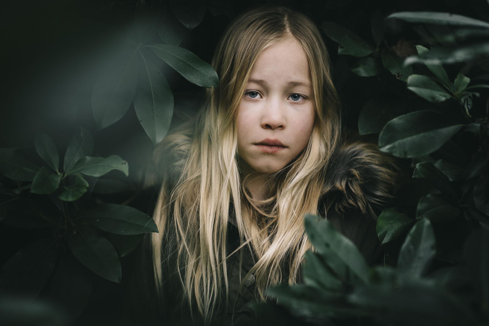 fotoshoot kind portret