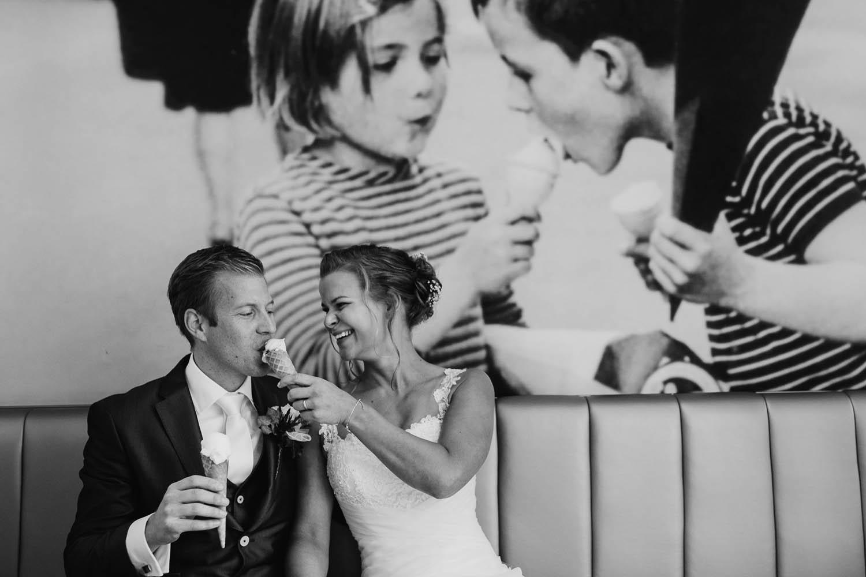 bruidsfotograaf breda fotoshoot ijssalon