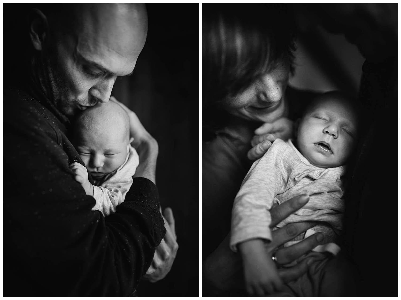 ongeposeerde newbornfotografie Rosmalen