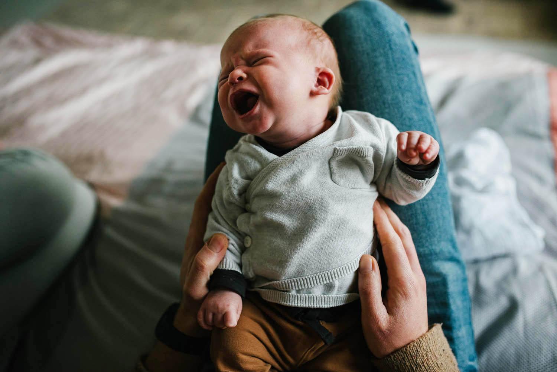 ongeposeerde newbornshoot Veldhoven