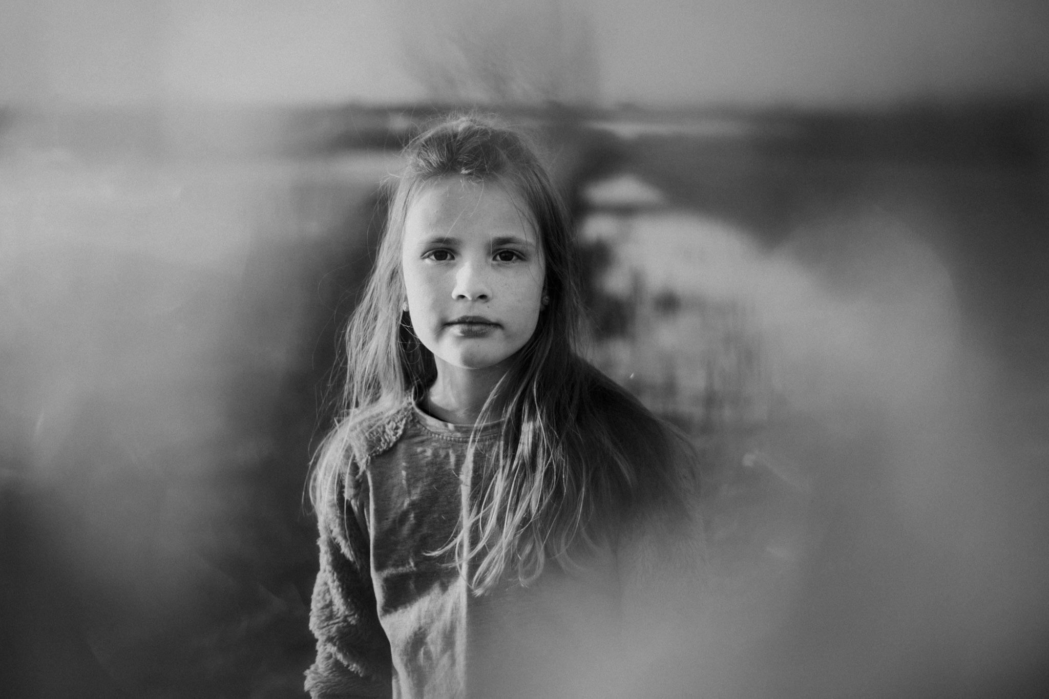 stoere kinderportretten buiten