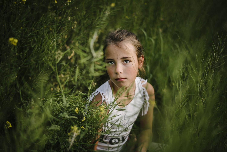 kinderfotografie op locatie buiten