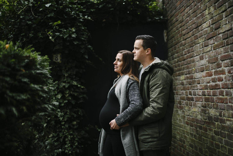 zwangerschapsshoot stad Den Bosch