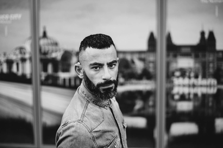 fotograaf portret man