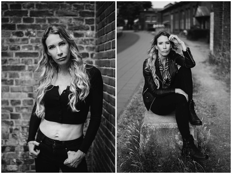 stoer vrouwenportret fotograaf Tilburg
