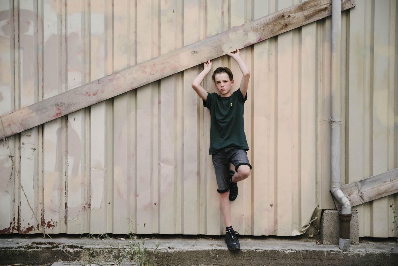 stoere jongensfoto's portretfotograaf Den Bosch