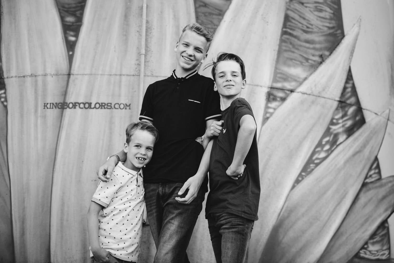 portretfotografie broers Den Bosch